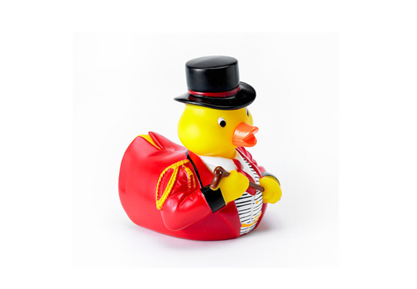 Peabody Rubber Duck